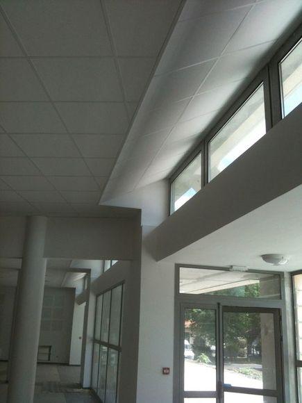 Faux plafonds garcia mt marsan - Faux plafond resille metallique ...